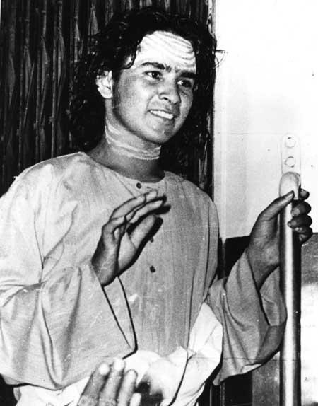 Haidakhand Babaji.