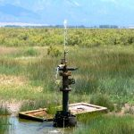 Artesian Well on the NBWR photo by Larry Calloway